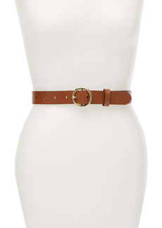 Halogen Leather Trouser Belt