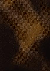 Halogen Tortoiseshell Print Faux Leather Belt