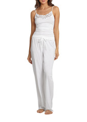 Hanro Cotton Deluxe Lounge Pants