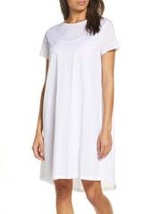 Hanro Kiah Eyelet Short Sleeve Nightgown