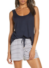 Hanro Laura Jersey Short Pajamas
