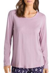 Hanro Sleep & Lounge Long Sleeve Shirt