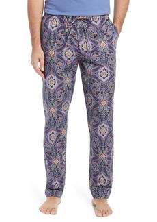 Hanro Night & Day Paisley Woven Pajama Pants