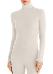 Hanro Woolen Silk Turtleneck