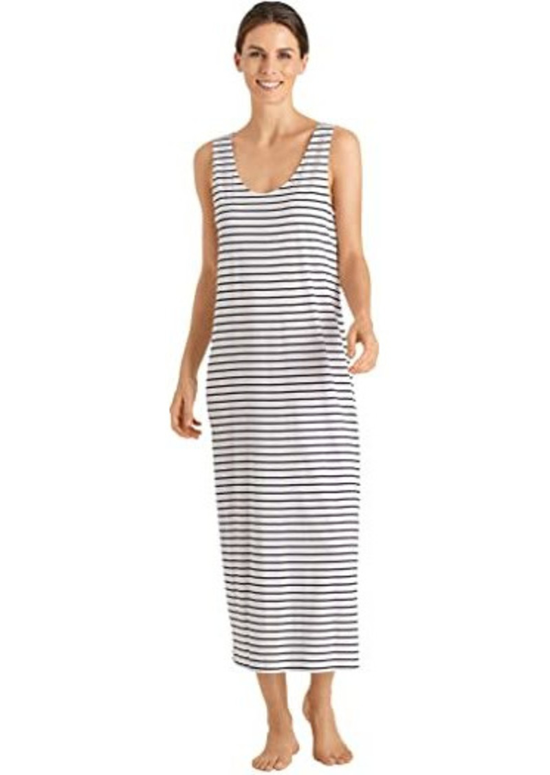 Hanro Laura Long Tank Gown