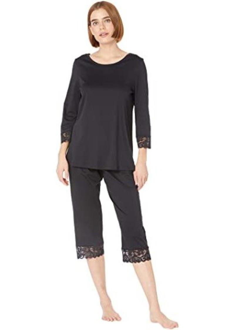 Hanro Moments Crop Pajama Set