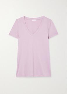 Hanro Sleep & Lounge Cotton And Modal-blend T-shirt