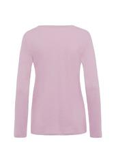 Hanro Sleep & Lounge Long-Sleeve Shirt