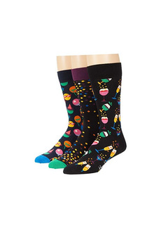 Happy Socks 3-Pack Celebration Socks Gift Set