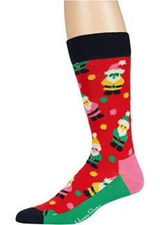 Happy Socks Santa Sock