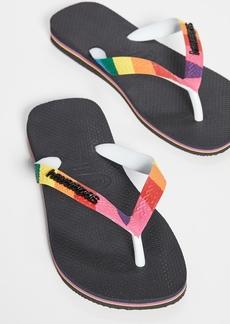 Havaianas Top Pride Sole Flip Flops