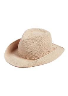 Women's Helen Kaminski Belen Western Hat - Brown
