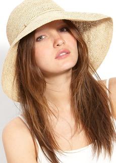 Women's Helen Kaminski 'Provence 12' Packable Raffia Hat - Beige
