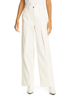 Helmut Lang Cotton Utility Pants