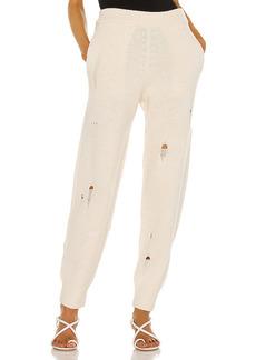 Helmut Lang Distressed Pants