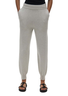 Helmut Lang Recycled Cashmere Joggers