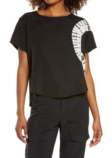 Heroine Sport Tie Dye Woven Top