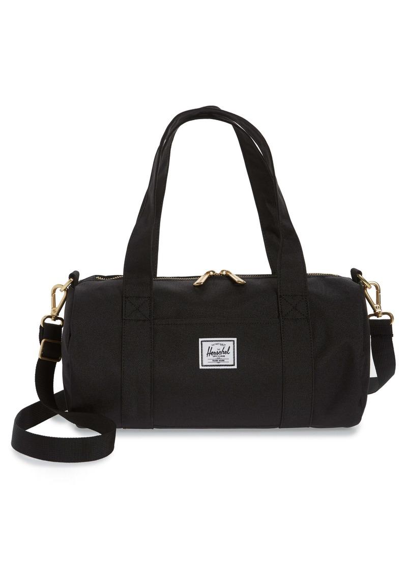Herschel Supply Co. Mini Sutton Canvas Duffle Bag