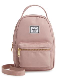 Herschel Supply Co. Nova Crossbody Backpack - Pink
