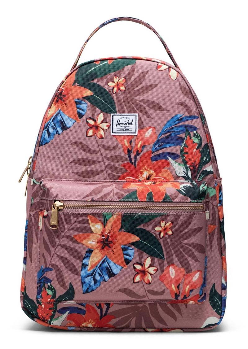 Herschel Supply Co. Nova Summer Floral Mid Volume Backpack