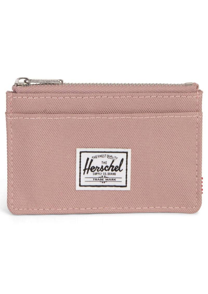 Herschel Supply Co. Oscar RFID Card Case