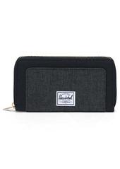 Herschel Supply Co. Thomas Canvas Zip Wallet