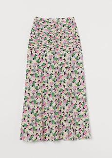 H&M H & M - Ankle-length Skirt - Black