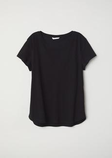 H&M H & M - T-shirt - Black