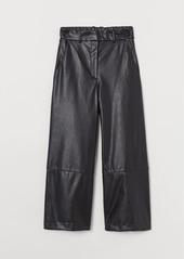 H&M H & M - Culottes - Black
