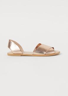 H&M H & M - Sandals - Pink