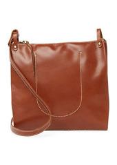 Hobo International Bask Leather Crossbody Bag