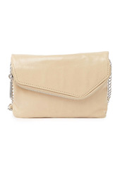 Hobo International Daria Convertible Embossed Leather Clutch Crossbody Bag