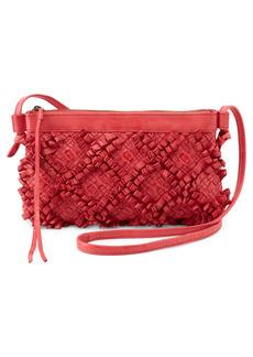 Hobo International HOBO Adagio Woven Leather Crossbody Bag