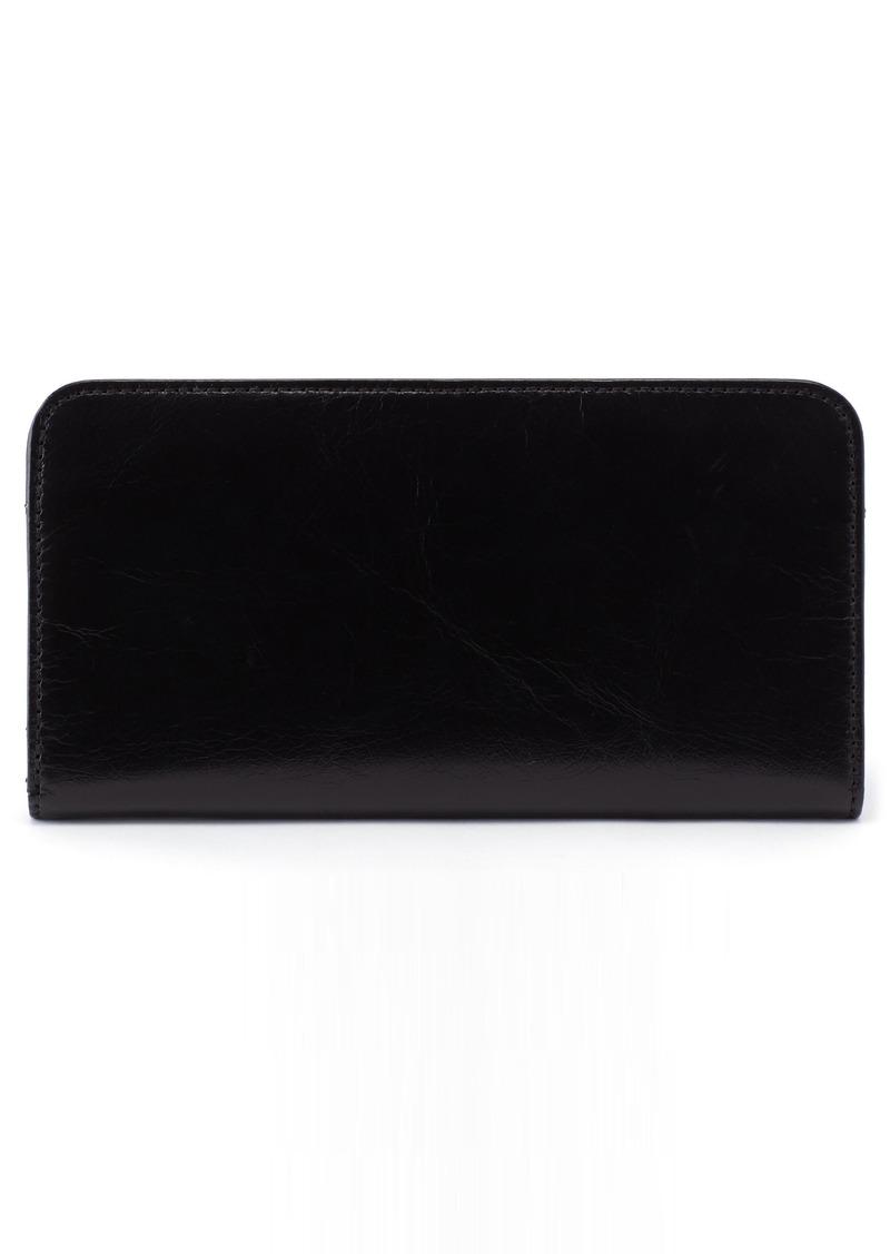 Hobo International Hobo Angle Leather Wallet