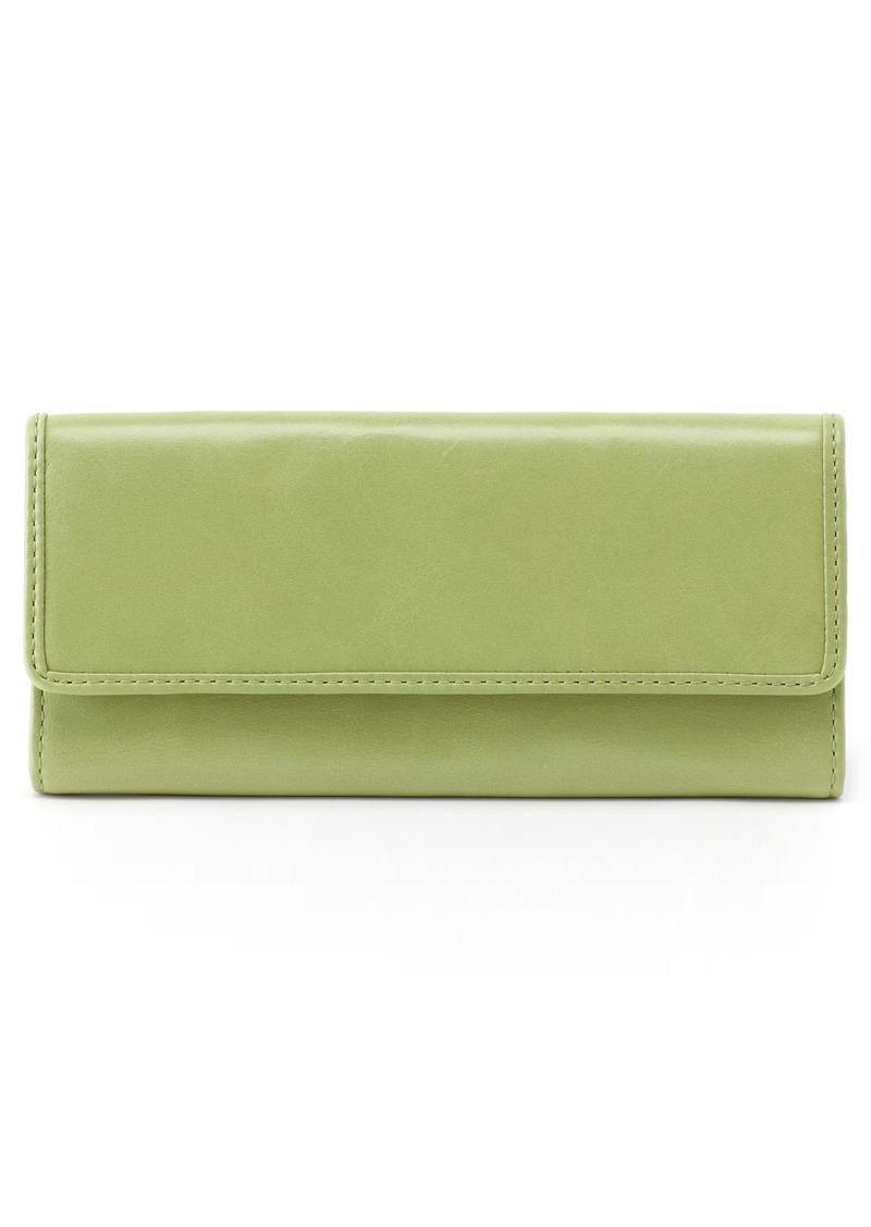 Hobo International Hobo Ardor Leather Continental Wallet
