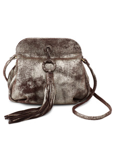 Hobo International Hobo Birdy Tassel Leather Crossbody Bag