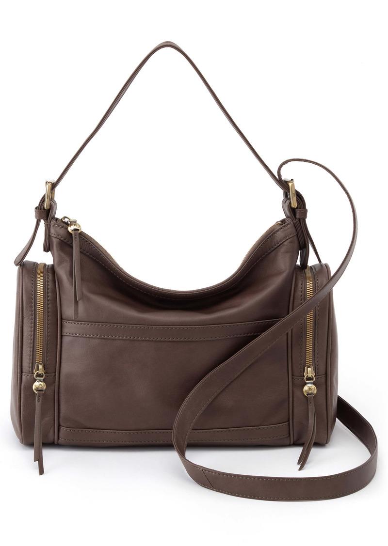 Hobo International Hobo Founder Leather Convertible Shoulder Bag