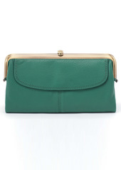 Hobo International Hobo Lauren Double Frame Leather Wallet
