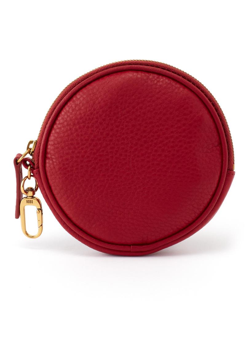 Hobo International Hobo GO Revolve Clip Round Leather Pouch