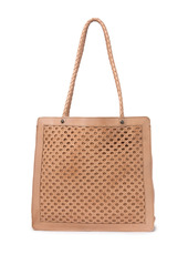 Hobo International Inspire Woven Leather Tote