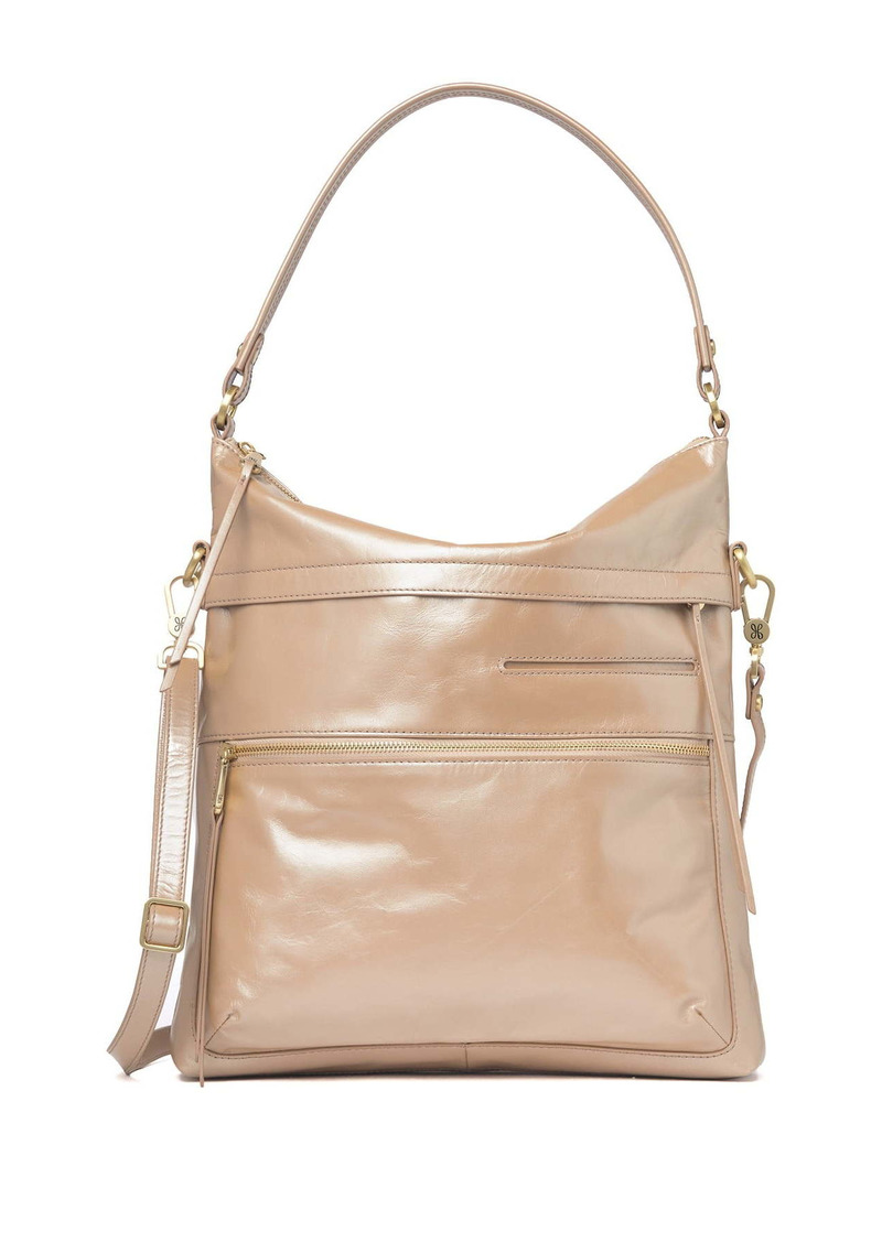 Hobo International Liberty Leather Shoulder Bag