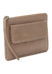 Hobo International Rise Leather Wristlet Clutch