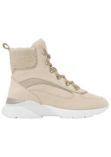 Hogan Active One Leather Boots