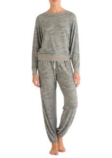 Women's Honeydew Intimates Star Seeker Brushed Jersey Pajamas
