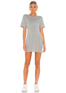 h:ours Lia Tee Shirt Dress