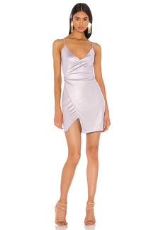 h:ours Maura Mini Dress