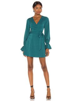 House of Harlow 1960 x REVOLVE Mini Wrap Dress