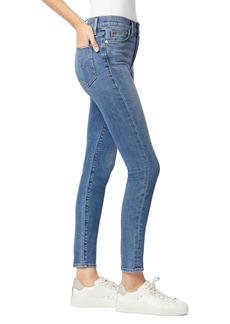 Hudson Jeans Blair High Rise Skinny Jeans