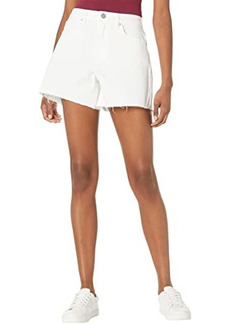 Hudson Jeans Devon High-Rise Biker Shorts
