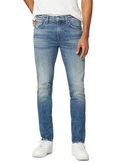 Hudson Jeans Axl Skinny Fit Stretch Jeans (Termino)